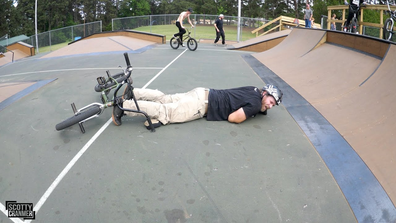 First-Day-At-The-Amazing-Texas-Skatepark-Texas-Riding-Trip-2