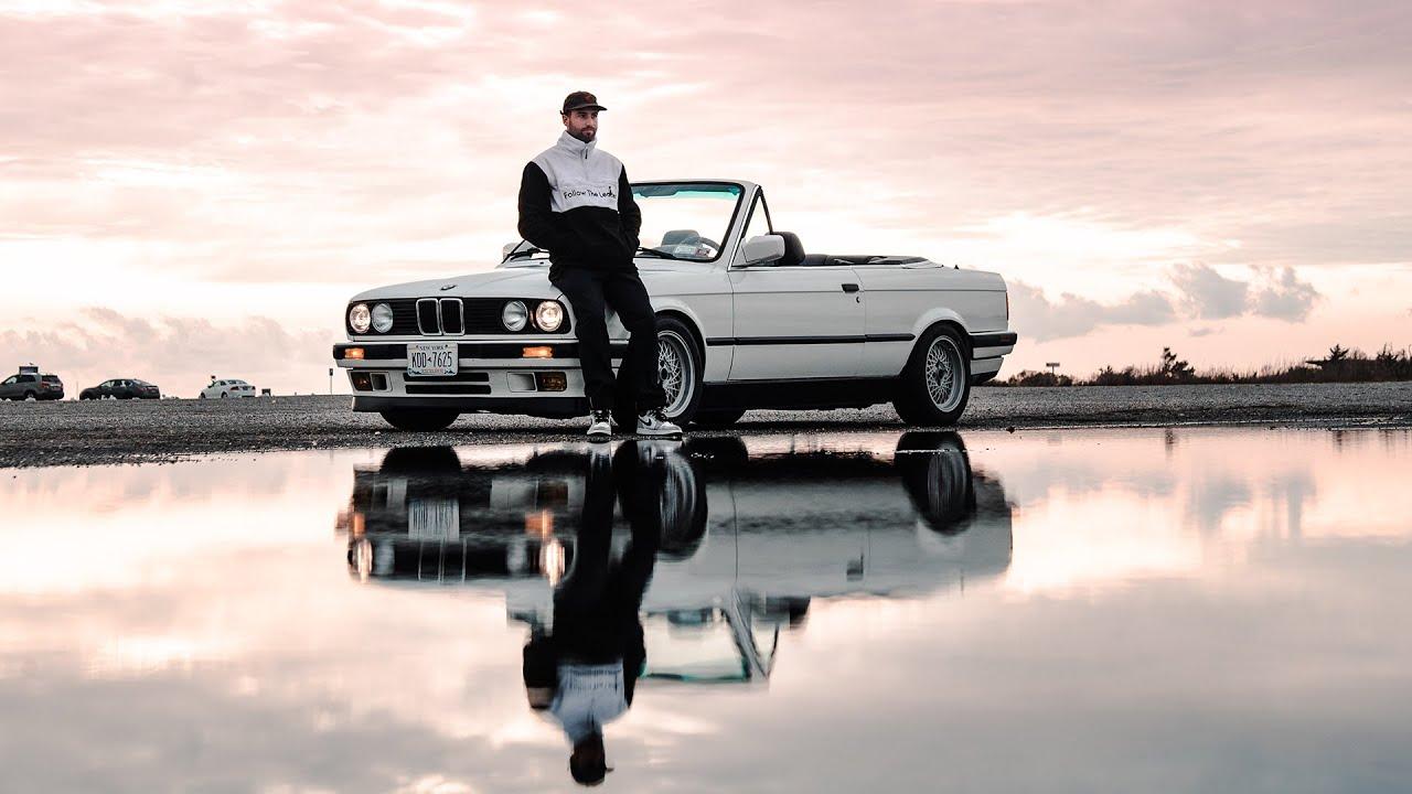 First-Mods-to-my-BMW-E30
