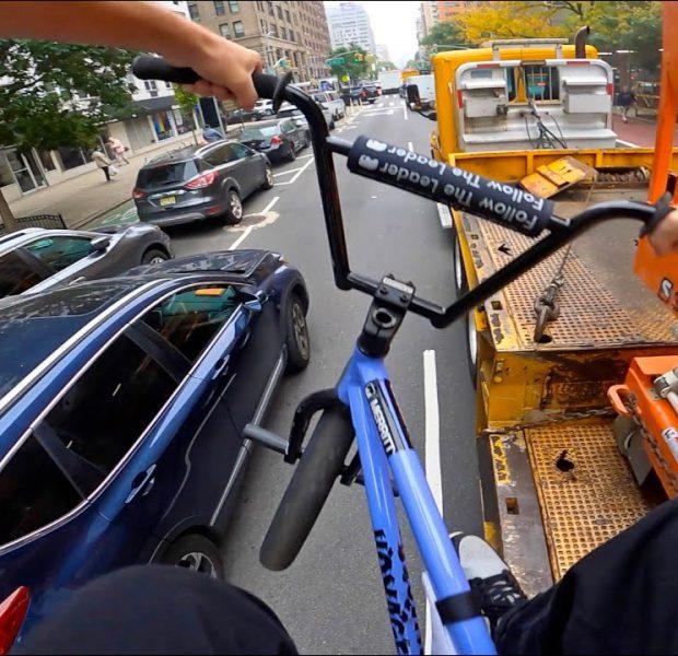 GoPro BMX Bike Riding in NYC 11