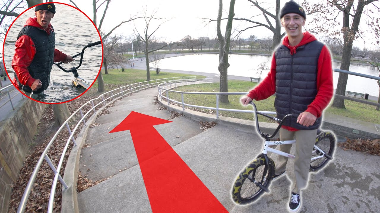 Grinding-The-Longest-Handrail-Straight-Into-A-Pond-Part-2