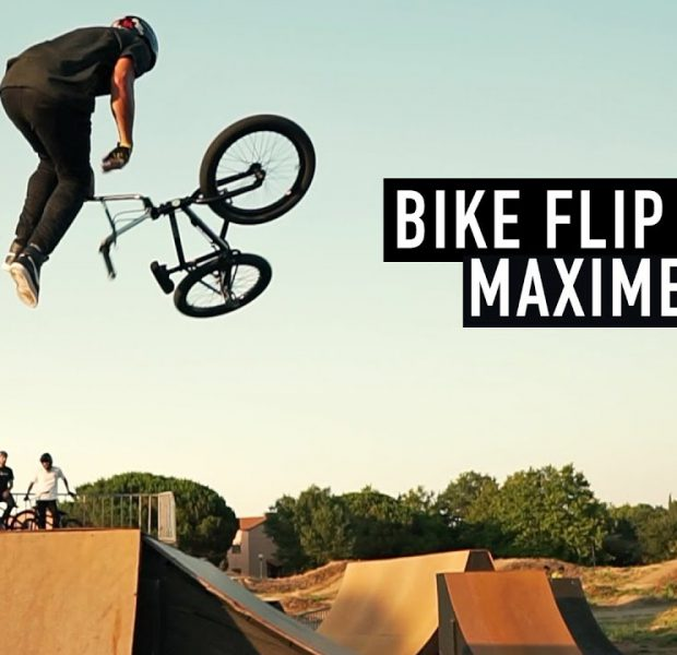 Master Of The Bike Flip – Maxime Orsini – Radio Bikes