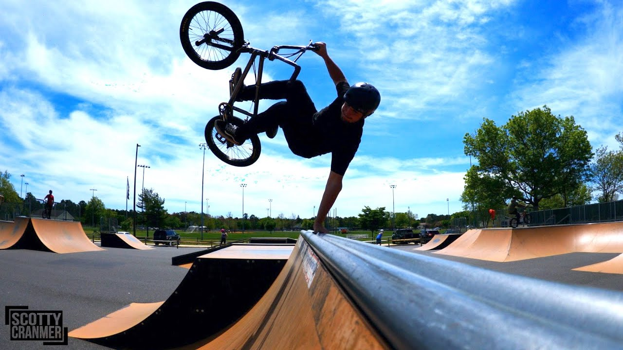 Matty39s-New-Favorite-Trick-Over-The-Spine