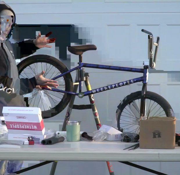 PATHFINDER BIKE BUILD // WETHEPEOPLE BMX