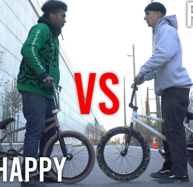 Panza VS HoodHappy Game Of Bike! (2020)