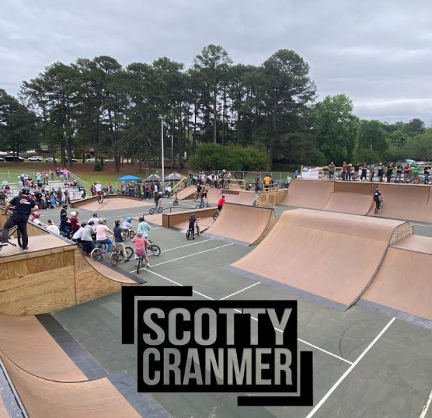 Scotty Cranmer's Skatepark Jam! | Legends League Texas