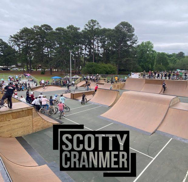 Scotty Cranmer's Skatepark Jam!   Legends League Texas