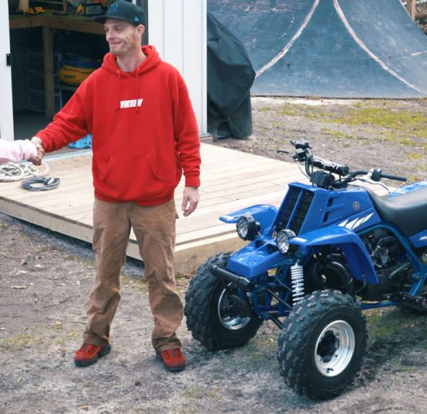 Surprising A Fan With A Brand New Yamaha Banshee!