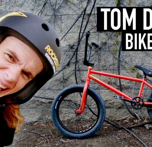TOM DUGAN – BMX BIKE CHECK