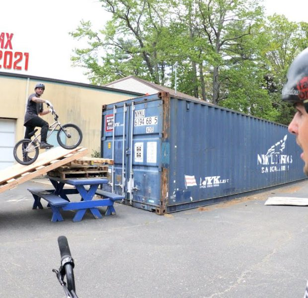 The Trick That Retired Cory Berglar From BMX!