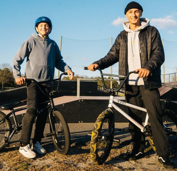 This Kid Is The Future Of BMX!