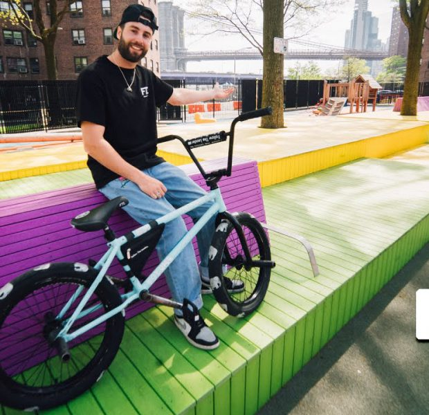 This New BMX Spot in NYC is Insane (DailyCruise 42)