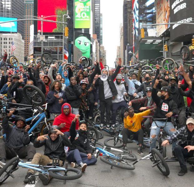 We Taking Over New York City!