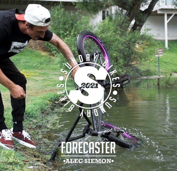 2021 ALEC SIEMON SIGNATURE FORECASTER   Sunday Bikes   BMX