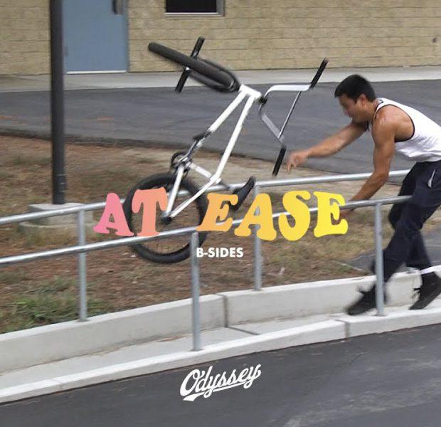 AT EASE – B-SIDES | Odyssey BMX