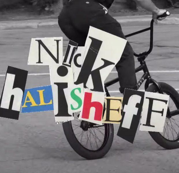NICK HALISHEFF 2020 // WETHEPEOPLE BMX