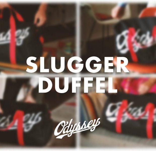 SLUGGER DUFFEL BAG   Odyssey BMX