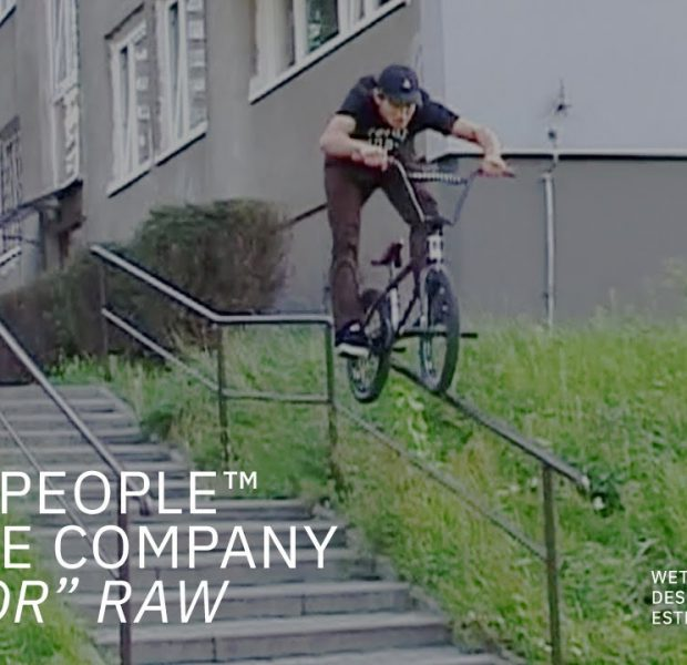 """WIKTOR"" RAW – Wethepeople BMX"