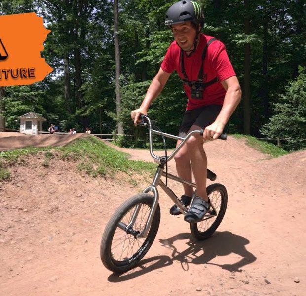 Cranmer Bro's Pennsylvania BMX Adventure!