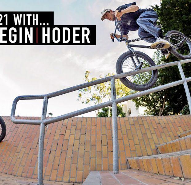 HOBIE/BEGIN/HODER – FIRST SESSION OF 2021