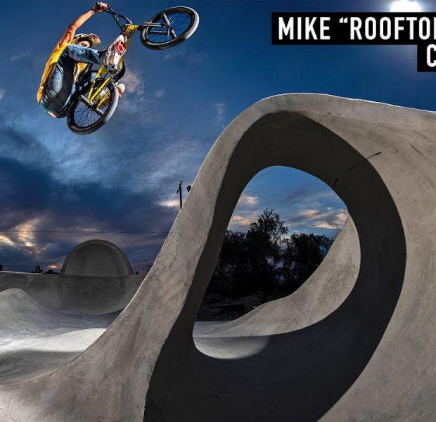 """Mike """"Rooftop"""" Escamilla – Caveman 2020"""