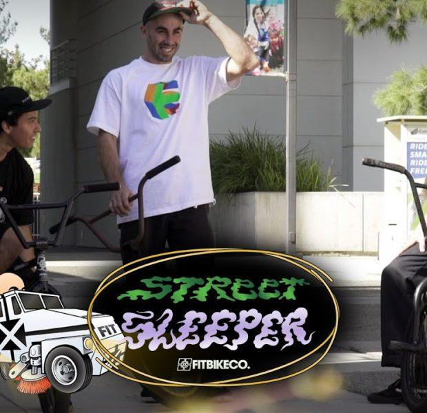 STREET SLEEPER – IMPORTED HANDRAILS