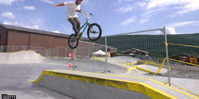 Riding-Woodward39s-Newest-Skatepark-Before-It39s-Finished